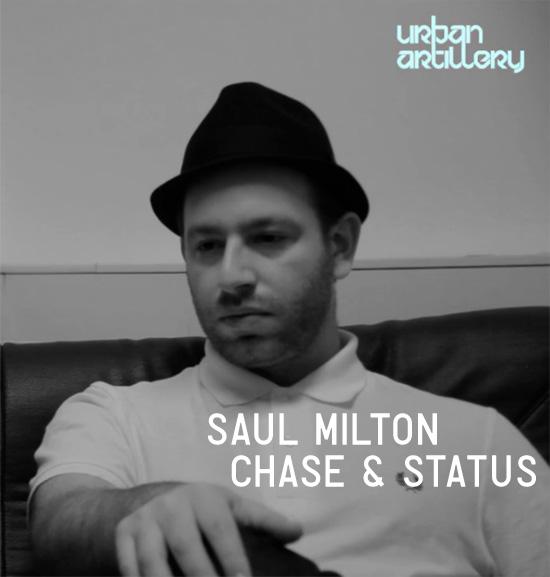 Saul Milton Chase & Status