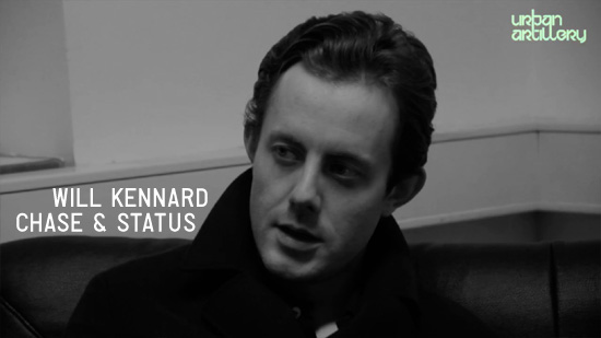 Will Kennard Chase & Status
