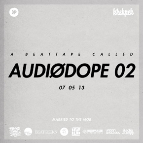 Krekpek prsentiert: AUDIDOPE 02 Beattape / Release am 07.05.2013 (Trailer)