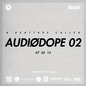 Krekpek präsentiert: AUDIØDOPE 02 Beattape / Release am 07.05.2013 (Trailer)