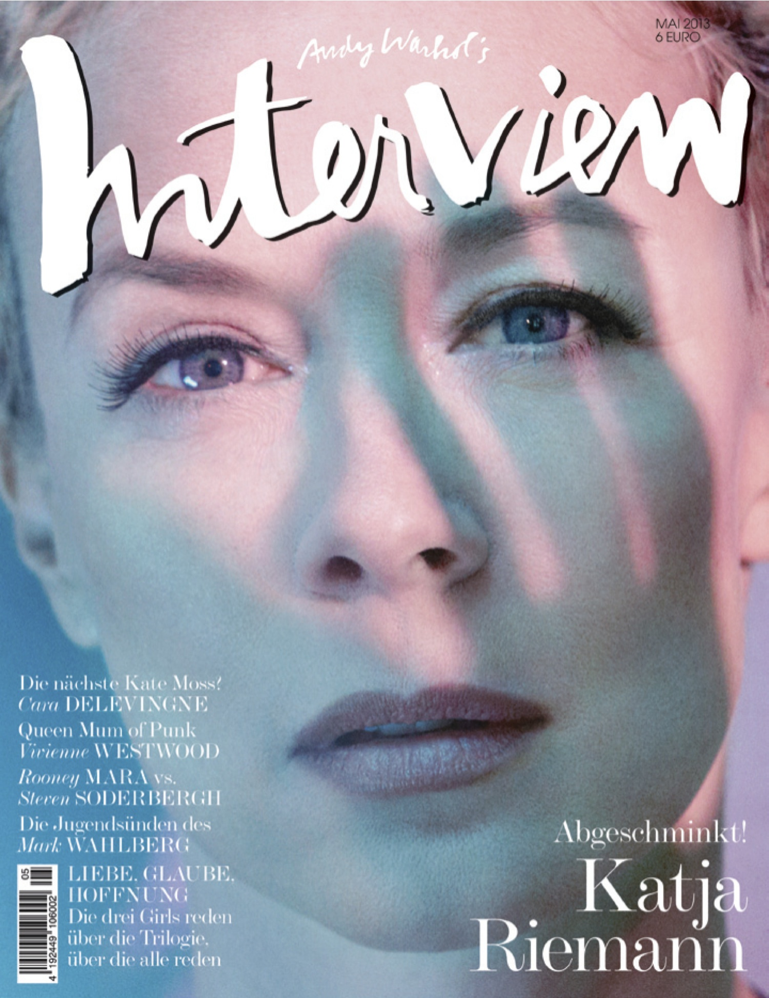 Katja Riemann Interview Magazin